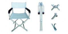 Aluminum T6061 SS Boat Chair
